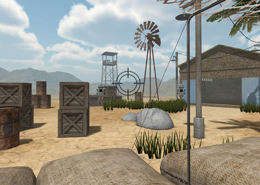 Unity3D Training Game